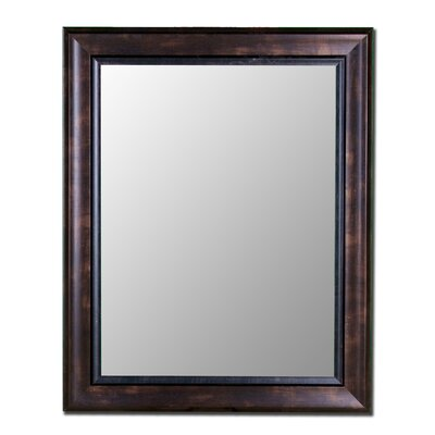 Hitchcock Butterfield Company Cameo Collection Mirror in Espresso Walnut with Walnut Liner