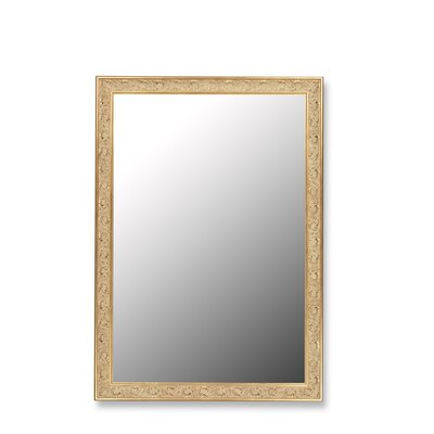 Hitchcock Butterfield Company Euro Decor Mirror in Gold