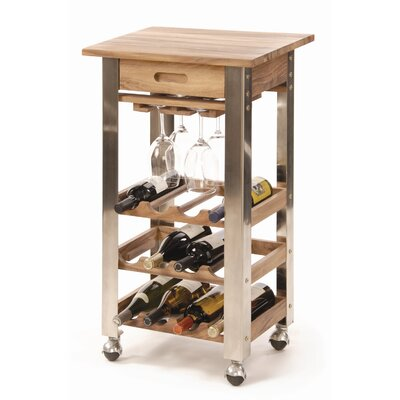 Oenophilia Kitchen Trolley
