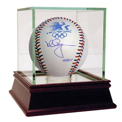 MLB Mark McGwire 1984 Olympic Autographed Baseball
