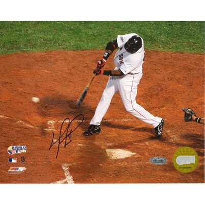 Steiner Sports David Ortiz 2007 WS Game 1 Single Autographed