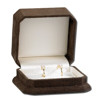 "Ragar Majestic 2"" High Hoop Earring Jewelry Box"