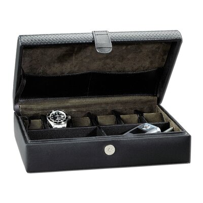 GQ Watch / Jewelry Box in Genuine Leather