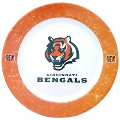 DuckHouse NFL Dinner Plate (Set of 4)