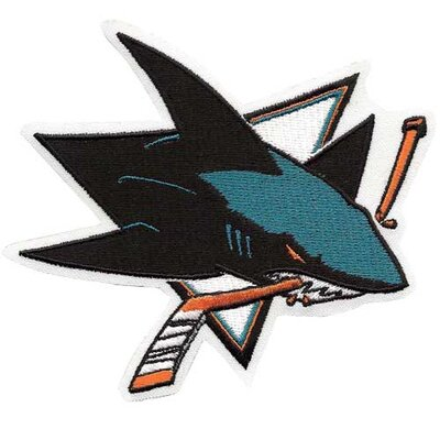 National Emblem NHL Team Logo Patch