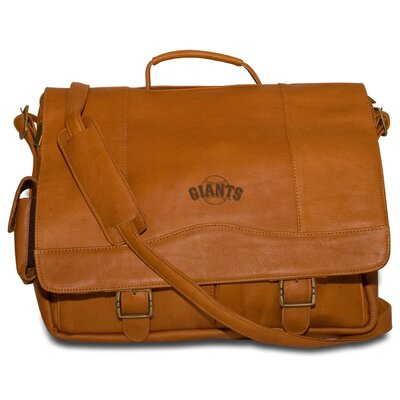 Pangea Brands MLB Porthole Laptop Briefcase
