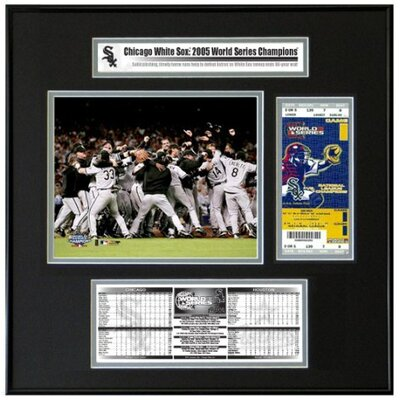 That's My Ticket MLB 2005 World Series Ticket Frame Jr. - Team Celebration - Chicago White Sox