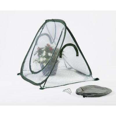 SeedHouse Jr Clear PVC Mini Greenhouse