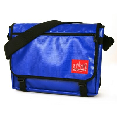 Manhattan Portage Vinyl Europa Messenger Bag