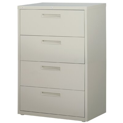 "CommClad 42"" Wide 4 Drawer HL5000-Series Lateral File Cabinet  (Case of 2)"
