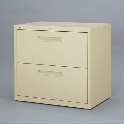 "CommClad 42"" Wide 2 Drawer HL5000-Series Lateral File Cabinet"