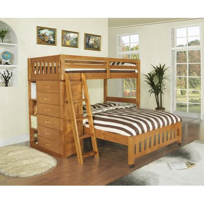 Bunk Beds | Wayfair - Buy Kids Loft, Triple Bunk Bed for Children ...