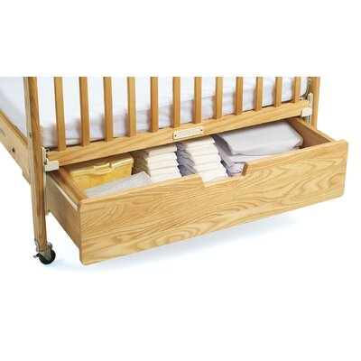 Angeles Natural Crib Drawer