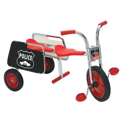 Angeles Rider Police Tricycle