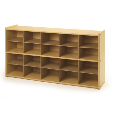 Angeles Value Line 20-Tray Storage with Opaque Trays