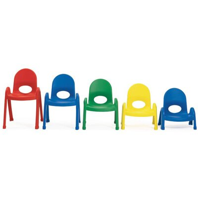 Angeles Value Stack Classroom Chair
