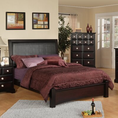 Najarian Furniture Palazzo Panel Bed