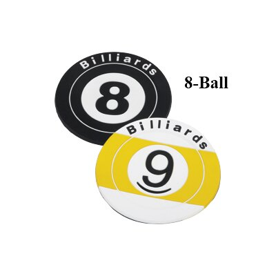 Cuestix Novelty Items Eight Ball Coaster