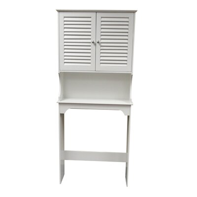 RiverRidge Home Products Ellsworth Space Saver with Door and Shelves