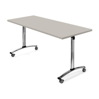 "SurfaceWorks Drive 24"" x 54"" Rectangular Flip Top Table"