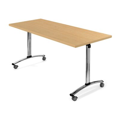 "SurfaceWorks Drive 30"" x 54"" Rectangular Flip Top Table"