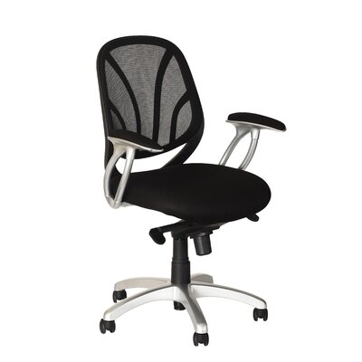 Sharper Image Mid-Back Mesh Ergo Office Chair