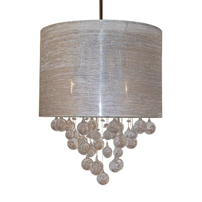 Sharper Image Home Decor 3 Light Pendant