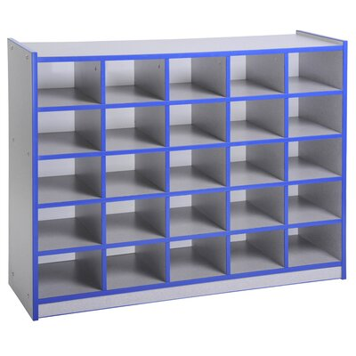 ECR4kids 25 Tray Storage Cabinet