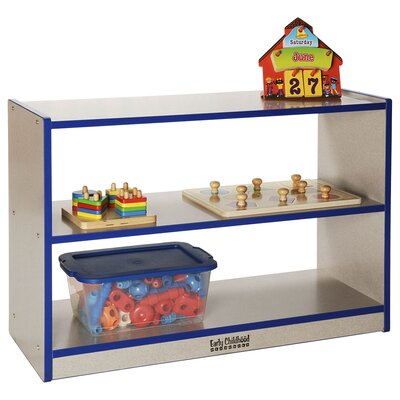 ECR4kids Storage Shelf With Open Back