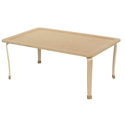 "ECR4kids 30"" x 48"" Bentwood Play Table"