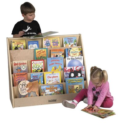 ECR4kids Single Sided Book Display Stand