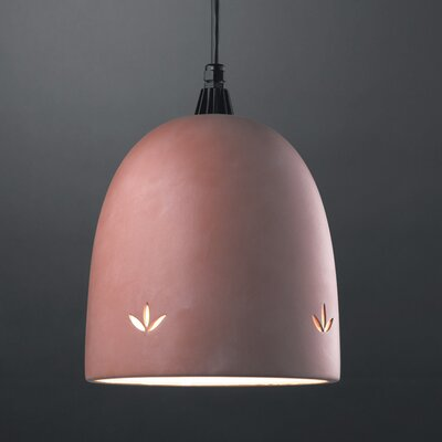 Justice Design Group Sun Dagger 1 Light Pendant
