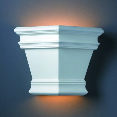 Justice Design Group Ambiance Americana Wall Sconce