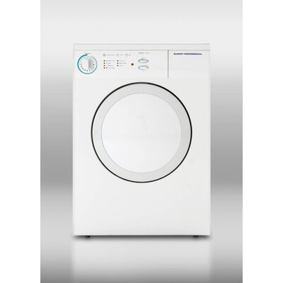 Summit Appliance Dryer in White