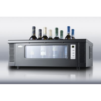 8-BottleThermoelectric Wine Chiller for Countertop Use