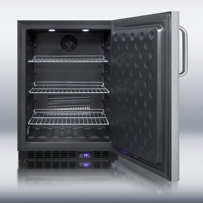 Summit Appliance Frost-Free Outdoor All-Freezer