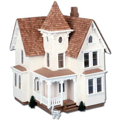 Greenleaf Dollhouses Fairfield Dollhouse Kit