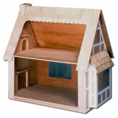 Greenleaf Dollhouses Sugarplum Dollhouse Kit