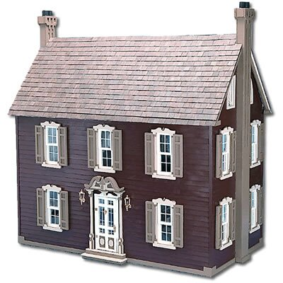 Greenleaf Dollhouses Willow Dollhouse Kit