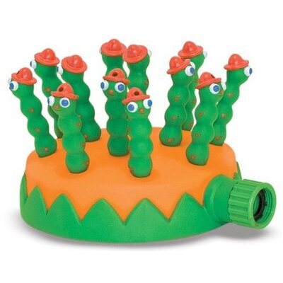 Melissa and Doug Grub Scouts Sprinkler