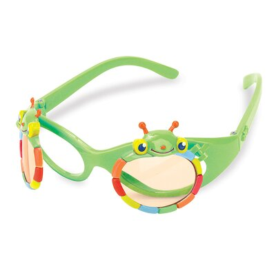 Melissa and Doug Happy Giddy Flip Up Sunglasses