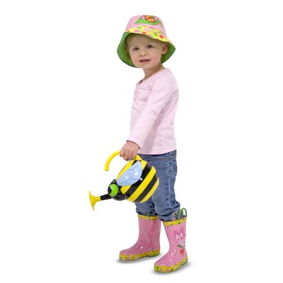 Melissa and Doug Bibi Bee Watering Can