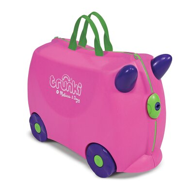 Melissa and Doug Trunki Trixie in Pink