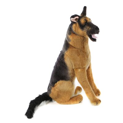 Melissa and Doug Large German Shepherd Plush Stuffed Animal