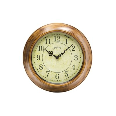 Infinity Instruments The Keeler Wall Clock