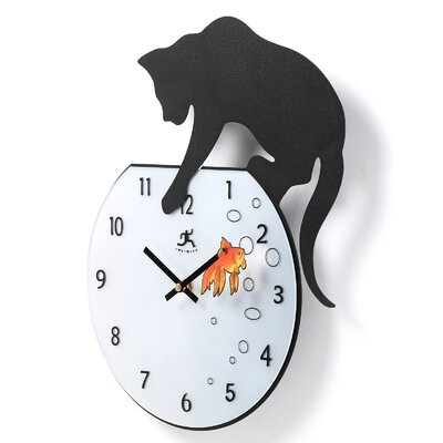 Fisher Wall Clock