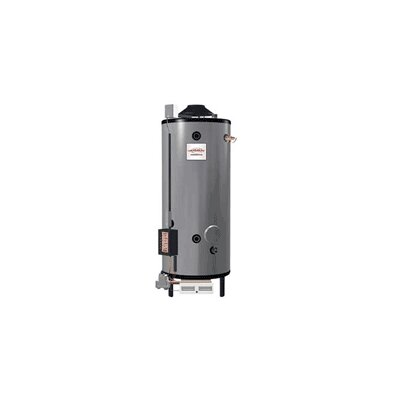 Professional Universal 100 Gallon 250 BTU Commercial Water Heater - Natural Gas, ASME