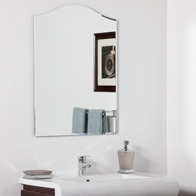 Amelia Modern Bathroom Mirror