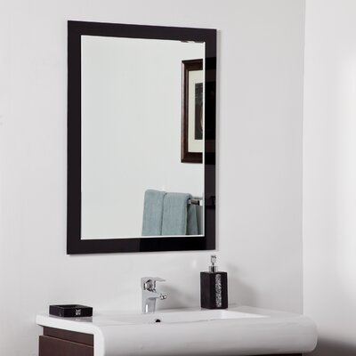 Decor Wonderland Aris Modern Bathroom Mirror