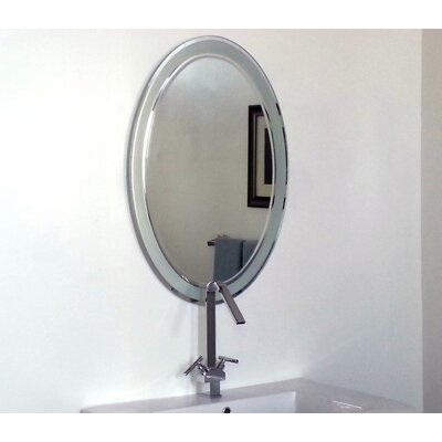 Decor Wonderland Alden Modern Bathroom Mirror